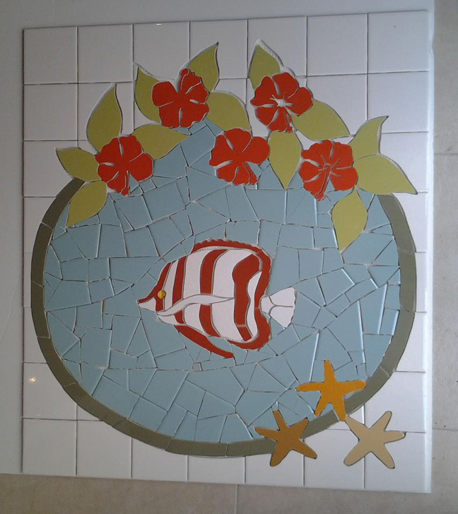 Fish Bathroom